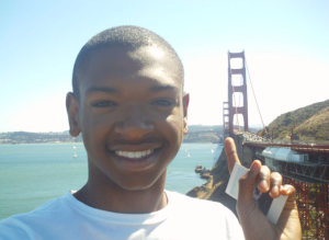 My first trip to the Golden Gate Bridge 9/11/2010